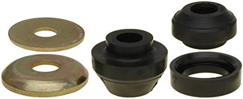 ACDelco 46G1102A Advantage Front Radius Arm Bushing Kit with Spacer