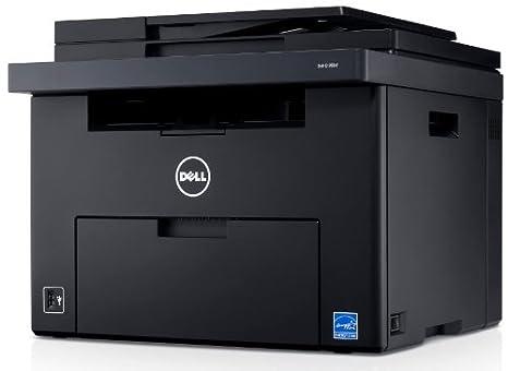 DELL C1765nf - Impresora multifunción (Laser, 600 x 600 dpi, 4800 х 4800, A4, Negro, Legal (216 x 356))