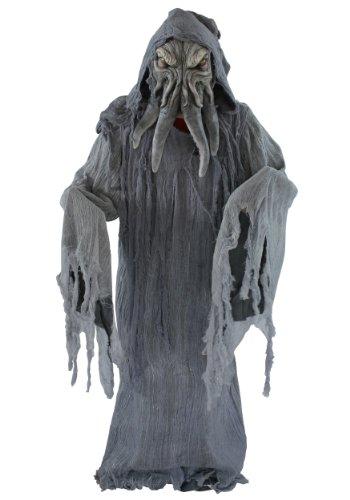 Adult Grey Monster Costume -