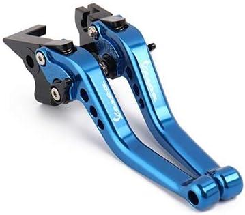 Color 1 MUJUN Reserve Motorr/äder Griff Lenker Grip /& Short Bremskupplungshebel for Vespa 125 250 300 Super-Granturismo 125 200 S125 S150 GTS