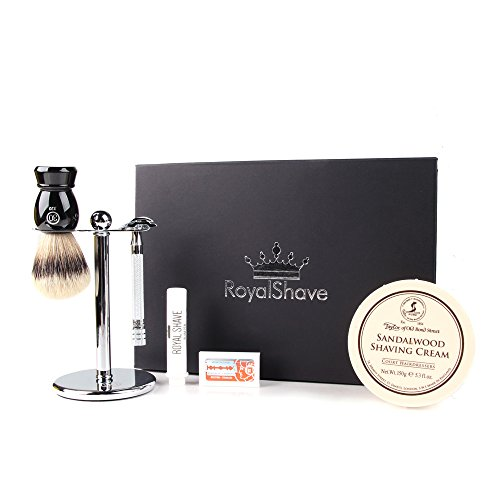 merkur 23c long handle safety razor set my beard shop the best beard care products for the. Black Bedroom Furniture Sets. Home Design Ideas