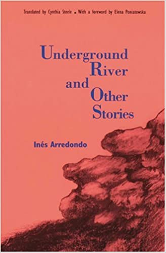 Image result for Inés Arredondo, Underground River and Other Stories,