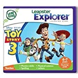 Leapster Explorer Toy Story 3