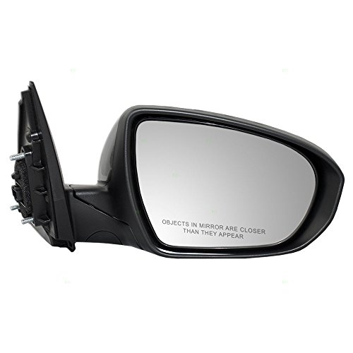 (Power Side View Mirror Heated Signal Passenger Replacement for 14-15 Kia Optima 87620-4C510)