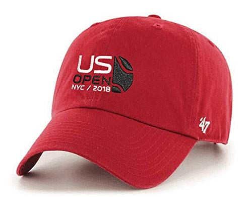 BD INNOVATION ELECTRONICS US Open Tennis Hat Red