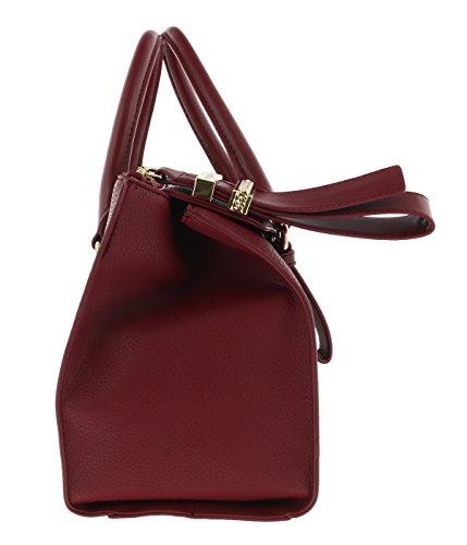 9caf7d67affc2 Versace Jeans E1VQBBP3 75462 Damen Handtaschen Leder Rot Versace Jeans  E1VQBBP3 75462 Damen Handtaschen Leder Rot ...