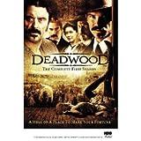 Deadwood: The Complete First Season (2004) Timothy Olyphant (Actor), Ian McShane (Actor), Alan Taylor (Director), Daniel Minahan (Director) | Rated: NR | Format: DVD