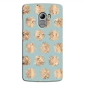 Cover It Up - Sand Star Cyan K4 Note Hard Case