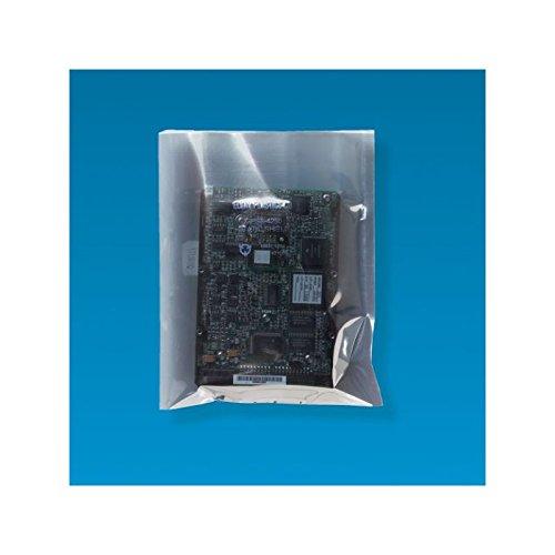 Elkay Plastics Stratogrey Static Shielding Seal Top Bag, 8'' x 12'' - Case of 1000