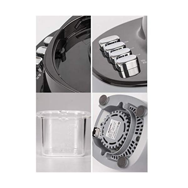 SLRMKK Macchina spremiagrumi, spremiagrumi Multifunzionale macinazione a Secco 700W centrifuga centrifuga spremiagrumi… 5 spesavip