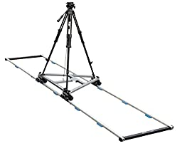 PROAIM Swift Dolly System with 12ft Straight Track (P-SFT-DT-12)