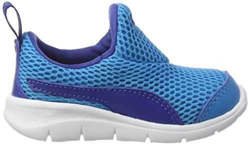 Puma Bao 3 Mesh Inf, Zapatillas Unisex Niños Azul (Blue Danube-true Blue 01)