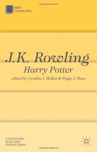 J. K. Rowling: Harry Potter (New Casebooks) – HPB