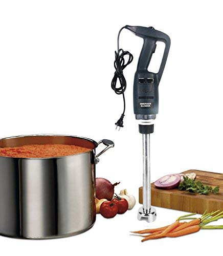 Zz Pro Commercial Electric Big Stix Immersion Blender Hand held variable speed Mixer 500 Watt with 20-Inch Removable Shaft, 50-Gallon capacity(LW500S20) by ZzPro (Image #7)