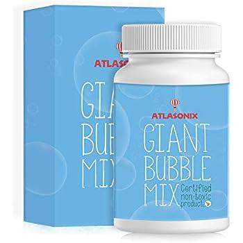 Amazon com: Joyin Toy Bubble Solution Refill (up to 2 5 Gallon) BIG