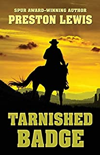 Book Cover: Tarnished Badge