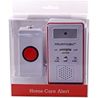 Xcellent Global Wireless Remote Alert Alarm System for Perso
