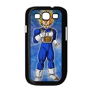 Samsung Galaxy S3 9300 Cell Phone Case Black Vegeta akqm