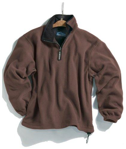Quarter Zip Microfleece Pullover - 3