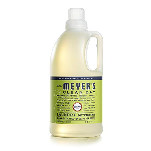 (Mrs. Meyer's Laundry Detergent, Lemon Verbena, 64 fl oz)