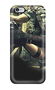 Andters Premium Protective Hard Case For Iphone 6 Plus- Nice Design - Resident Evil 5 3