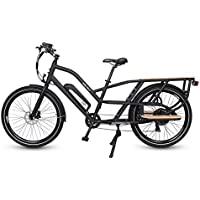 GoCargoBike All Terrain 750W Electric F Bicycle