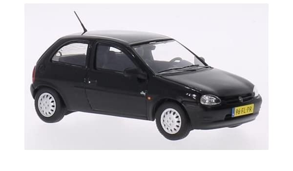 Amazon Com Opel Corsa B Black 1994 Model Car Ready Made