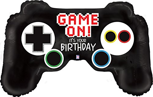 Video Game Controller Mylar Balloon product image