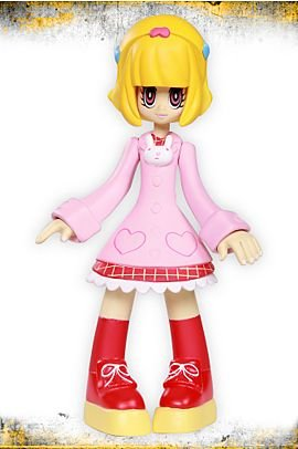 Hoko-Ten Harajuku Vinyl Adeline Action Figure Kaching Brands ght
