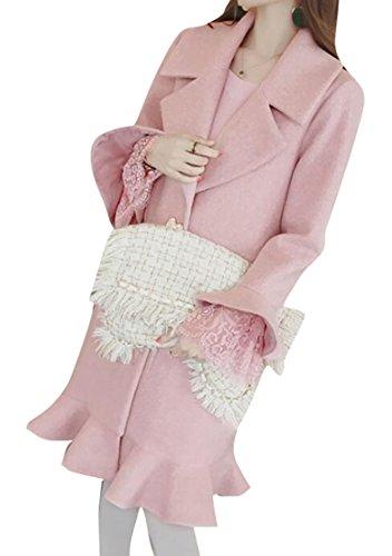 Ruffle Tweed Jacket - 9