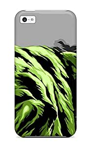 LJF phone case Hot New Hulk Case Cover For iphone 4/4s With Perfect Design