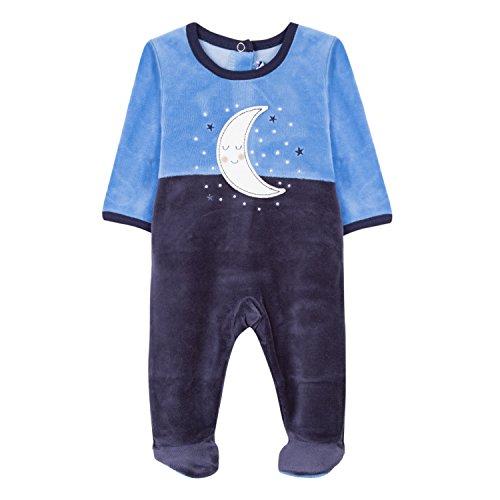 Absorba Bébé Mixte marine Bleu Pyjama 04 EqEwrTx