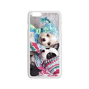 The Puppy Friend Hight Quality Plastic Case for Iphone 6