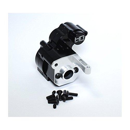 - Hot Racing WRA3801 Black Aluminum Center Gear Case Wraith