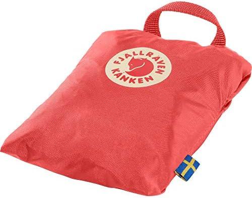 Fjallraven, Kanken Rain Cover Waterproof Bag for Kanken Backpacks, Peach Pink