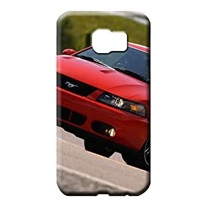 samsung galaxy s6 edge - covers protection Top Quality Hot New phone carrying case cover ford ford mustang
