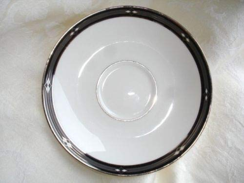 Lenox Diamond Solitarie Saucer 6