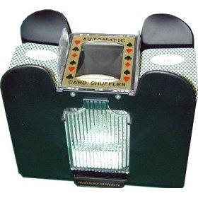 4 cubierta - Mezclador de cartas automático para Blackjack ...
