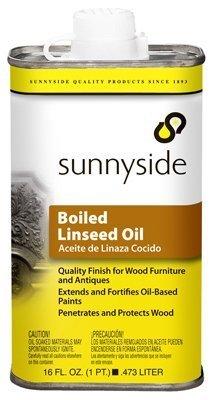 SUNNYSIDE CORPORATION 87216 1 Pint Boiled Linseed Oil by SUNNYSIDE CORPORATION ()