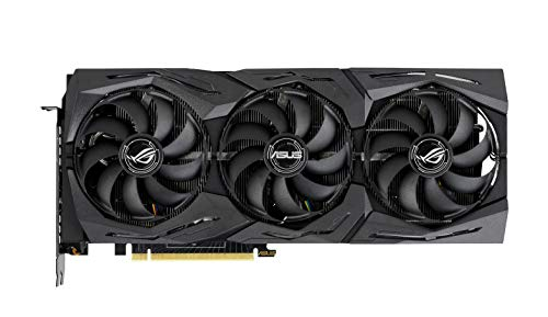 Asus GeForce RTX 2070 SUPER 8 GB STRIX GAMING Advanced Video Card