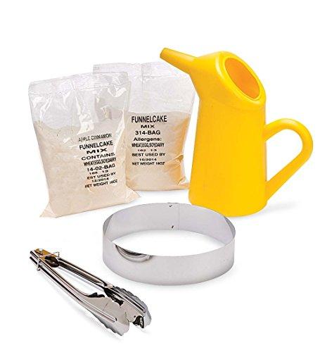 Funnel Cake Ring - Funnel Cake Starter Kit