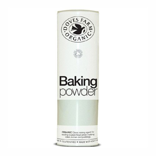 (12 PACK) - Doves Farm - Baking Powder organic & GF | 130g | 12 PACK BUNDLE