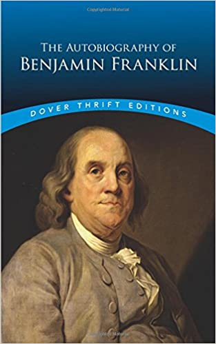 image for The Autobiography of Benjamin Franklin (Dover Thrift Editions)