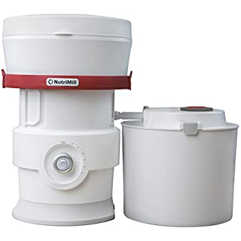 NutriMill Plus High-Speed Grain/Flour Mill
