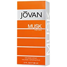 Jovan Musk by Jovan for Men - 3 oz EDC Spray