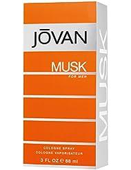 Jovan Musk By Jovan For Men, Cologne Spray, 3-Ounce Bottle