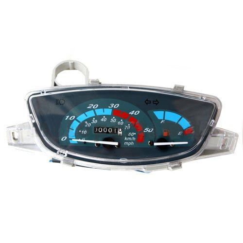 Speedometer Assembly for GY6 50cc Scooters Moped X-PRO