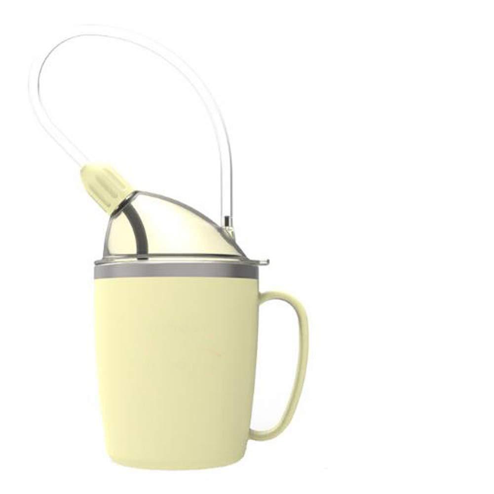 Elderly Nursing Cup Liquid Diets Straw Parturient Patient Vacuum IFANLEE
