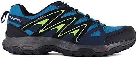 solidaridad Cementerio Sotavento  Salomon Granitik 2 GTX Goretex Men Shoes Hiking Shoes Leisure Outdoor -  black, size: 46 2/3 EU: Amazon.de: Schuhe & Handtaschen