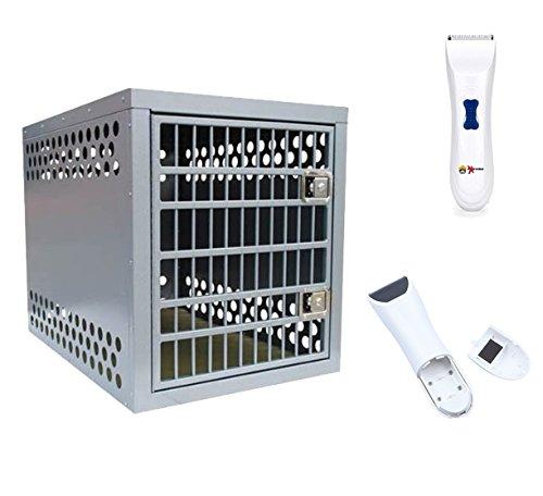 Zinger Winger DX5000 Deluxe 5000 Aluminum Dog Crate